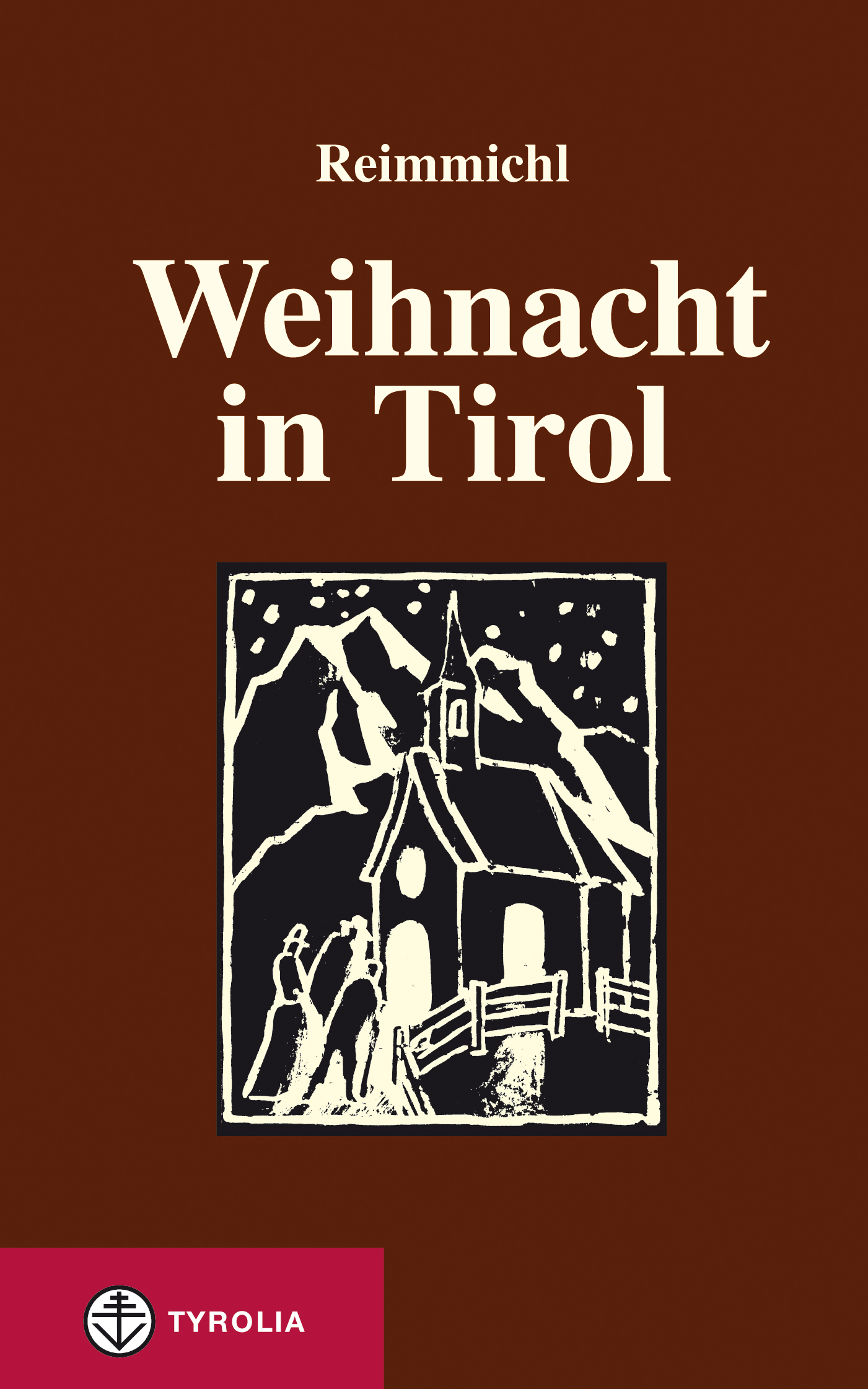 Cover Weihnacht in Tirol