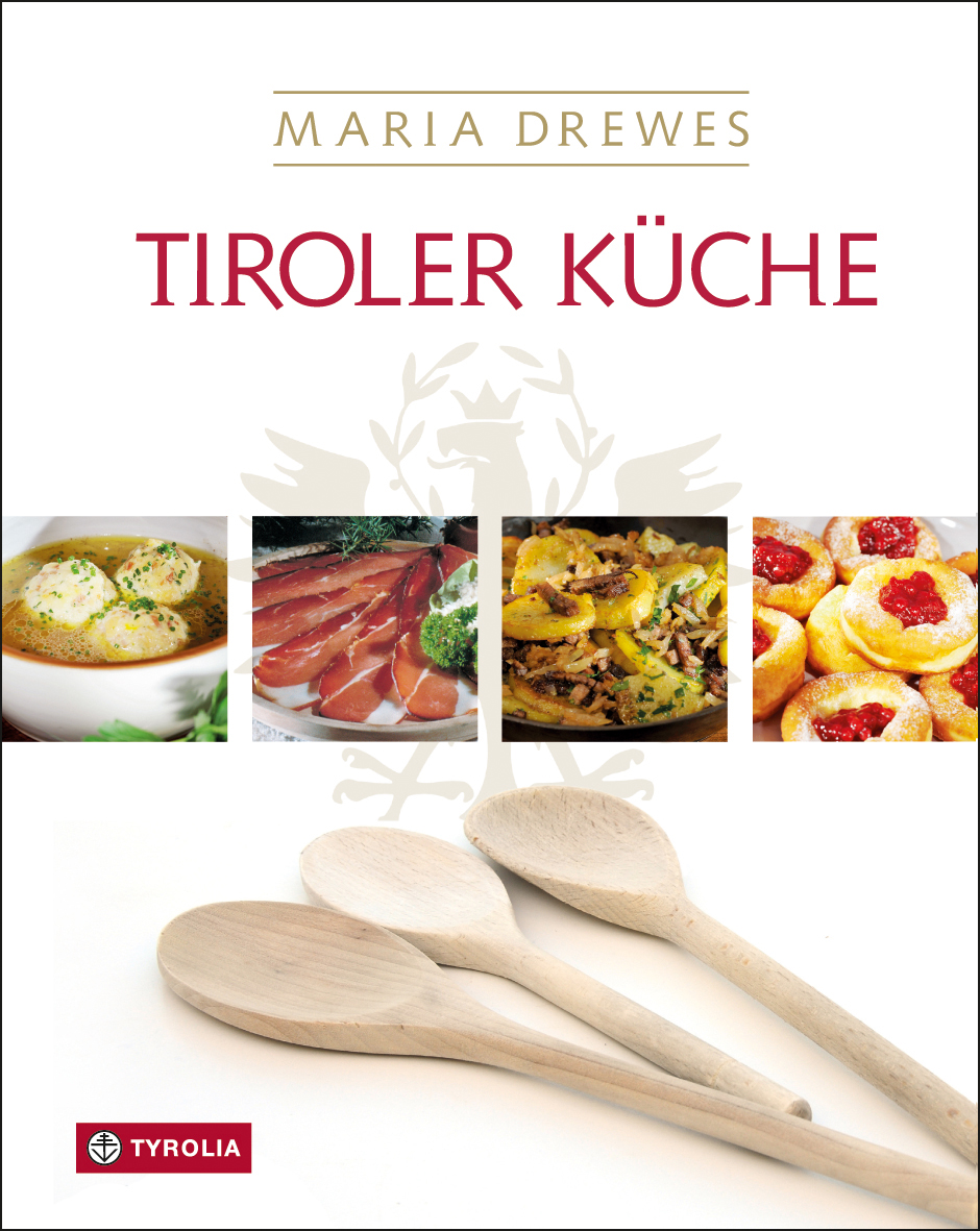 Cover Tiroler Küche