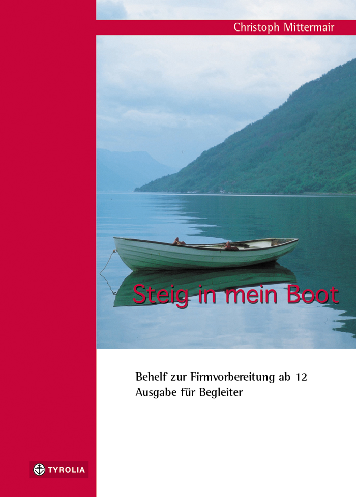 Cover Steig in mein Boot
