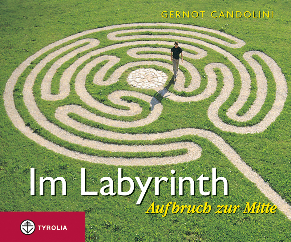 Cover Im Labyrinth