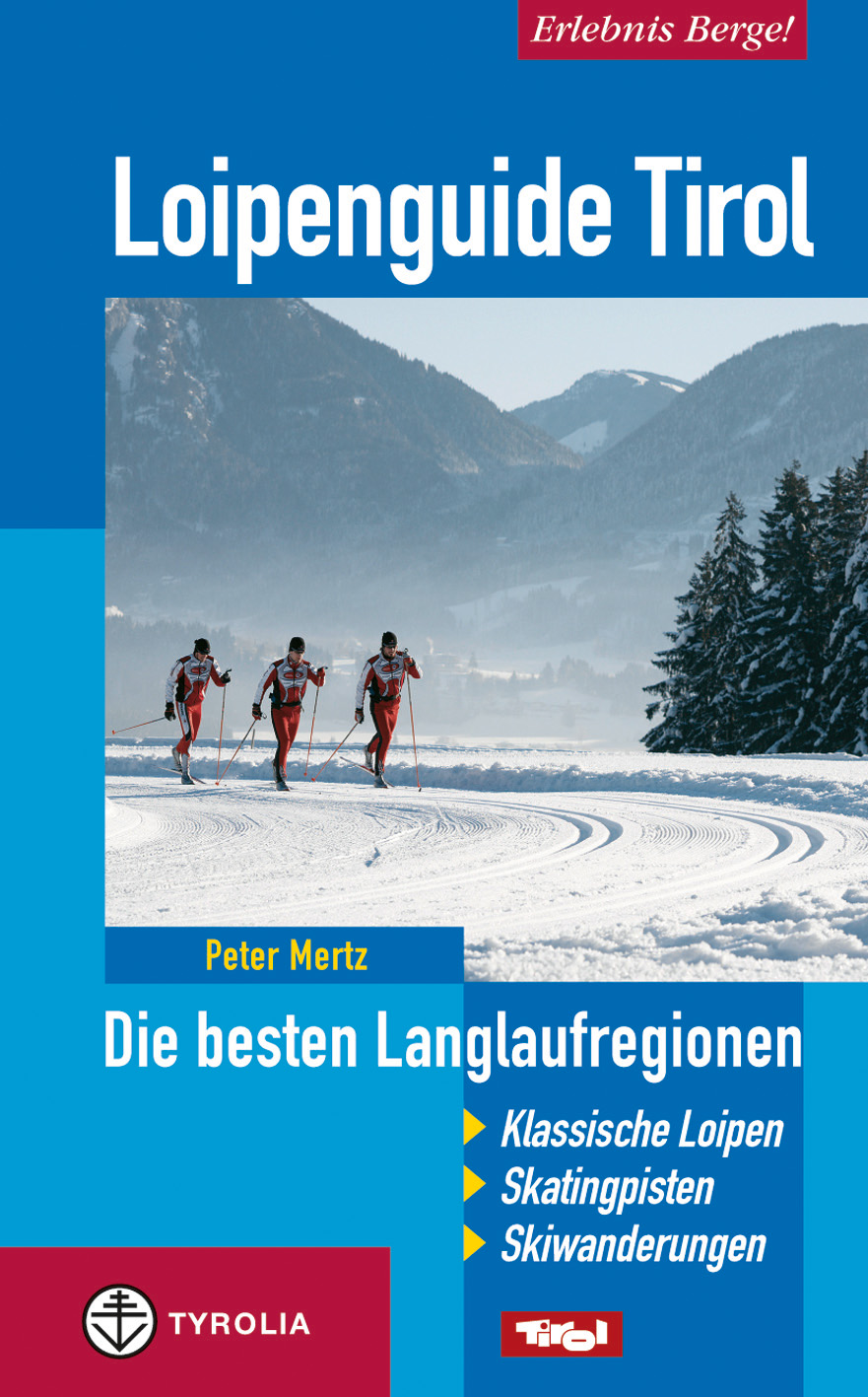 Cover Loipenguide Tirol