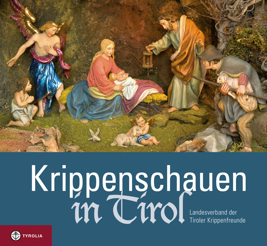 Cover Krippenschauen in Tirol