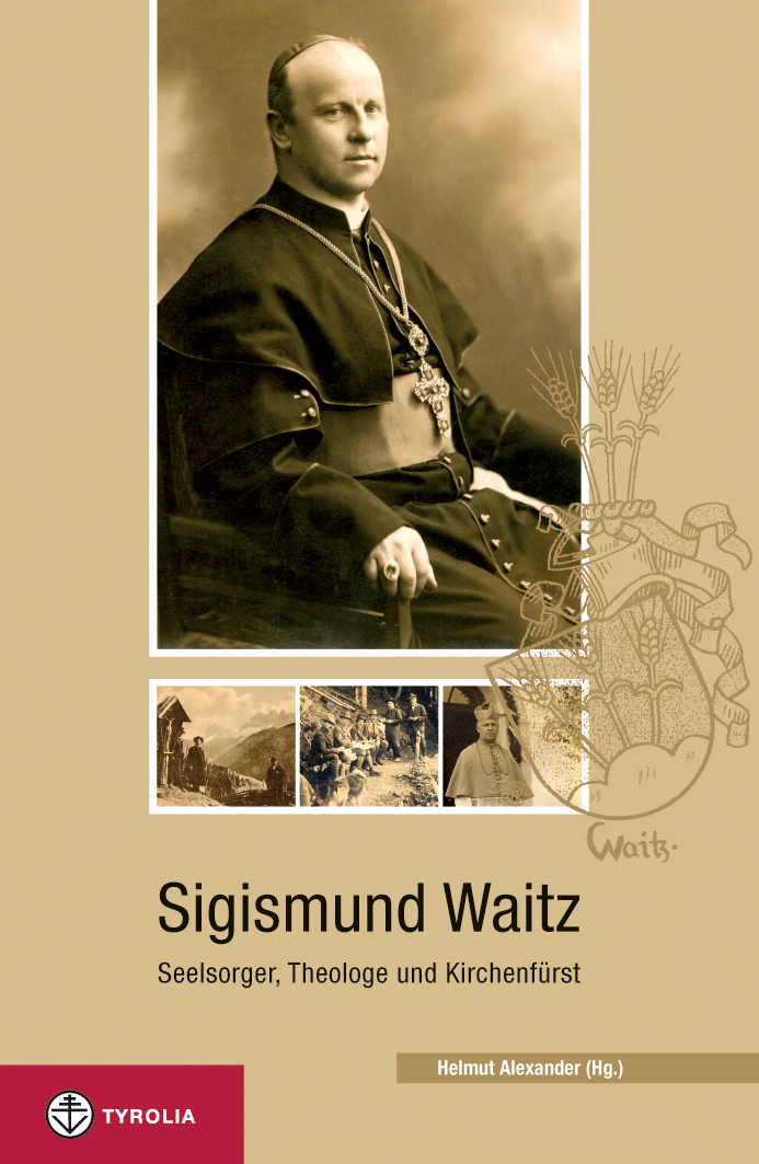 Cover Sigismund Waitz