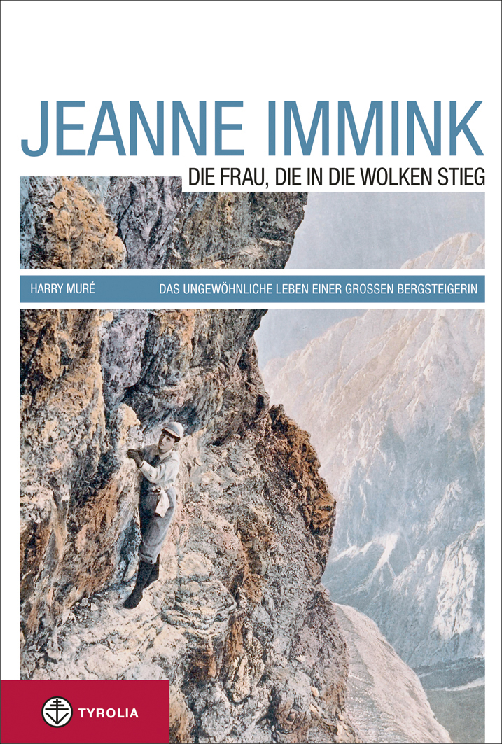 Cover Jeanne Immink