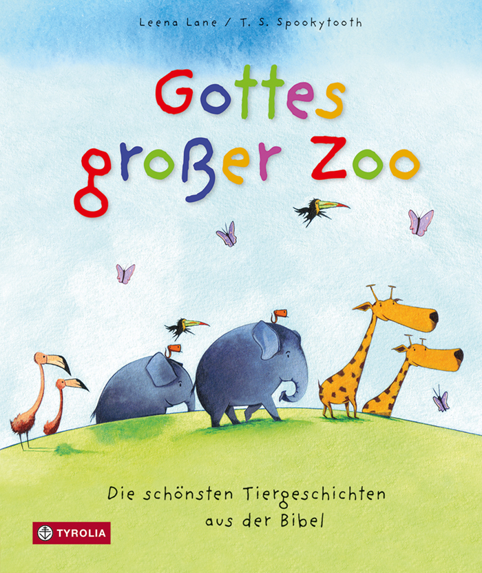 Cover Gottes großer Zoo