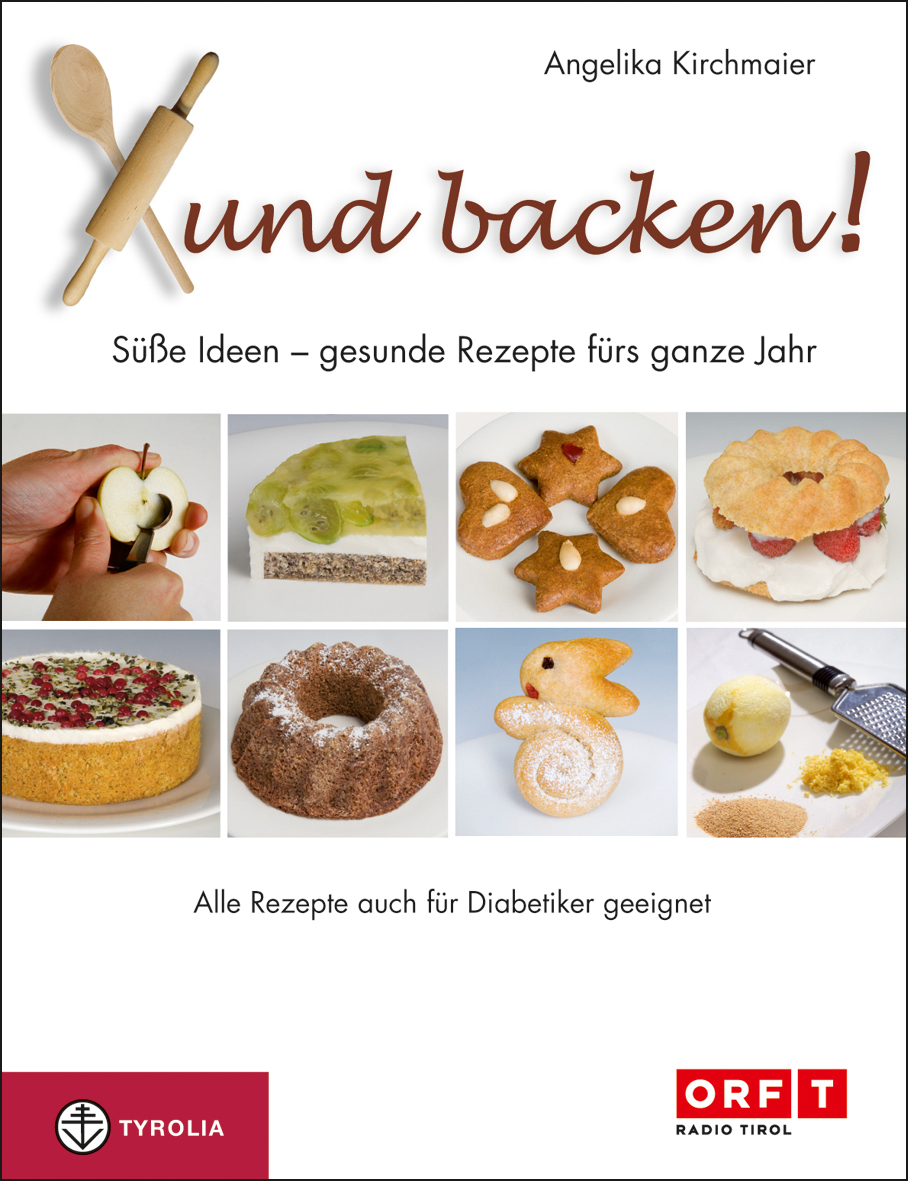 Cover Xund backen!