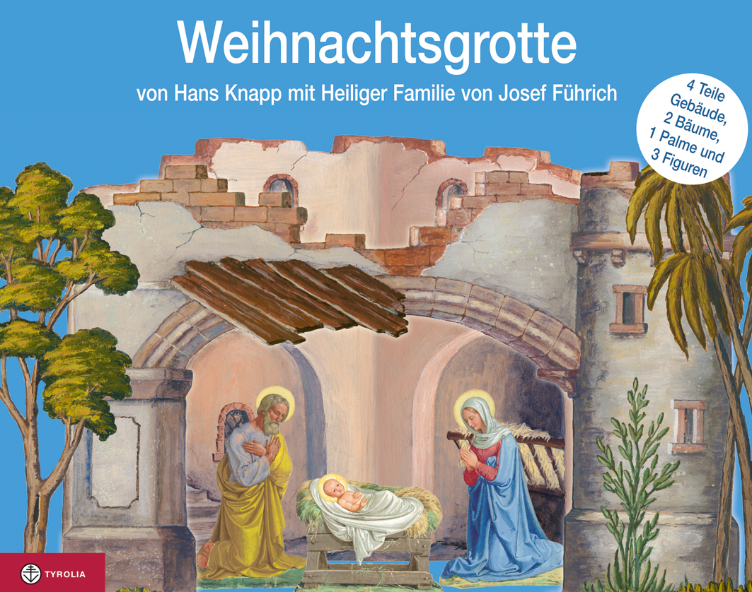Cover Weihnachtsgrotte