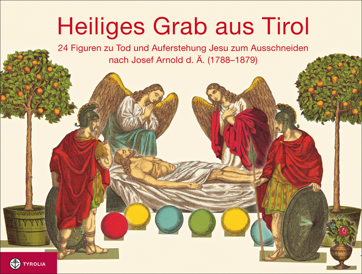 Cover Heiliges Grab aus Tirol