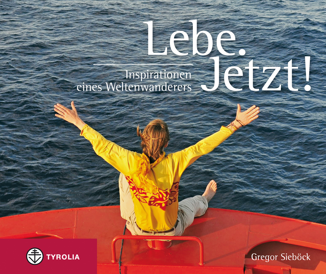 Cover Lebe. Jetzt!