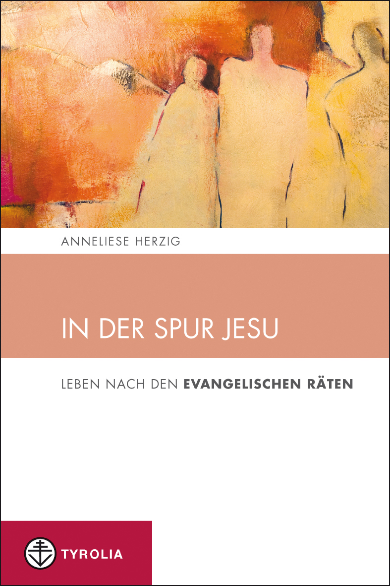 Cover In der Spur Jesu