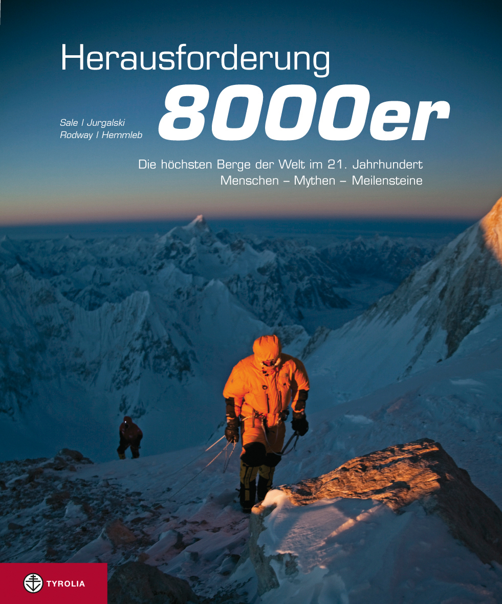 Cover Herausforderung 8000er
