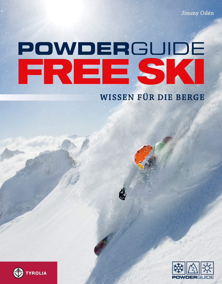 Cover Powderguide Free Ski