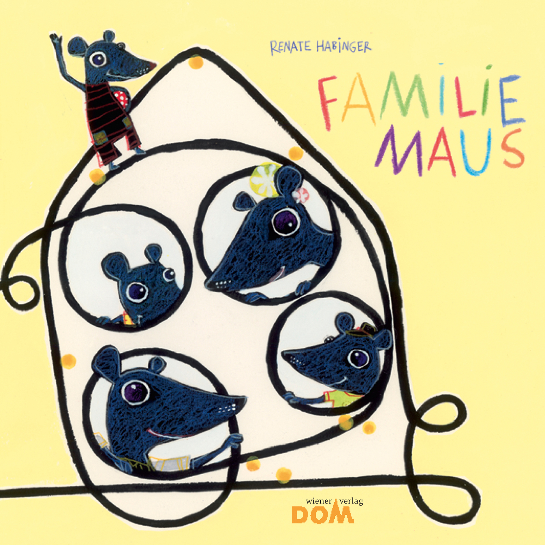 Cover Familie Maus
