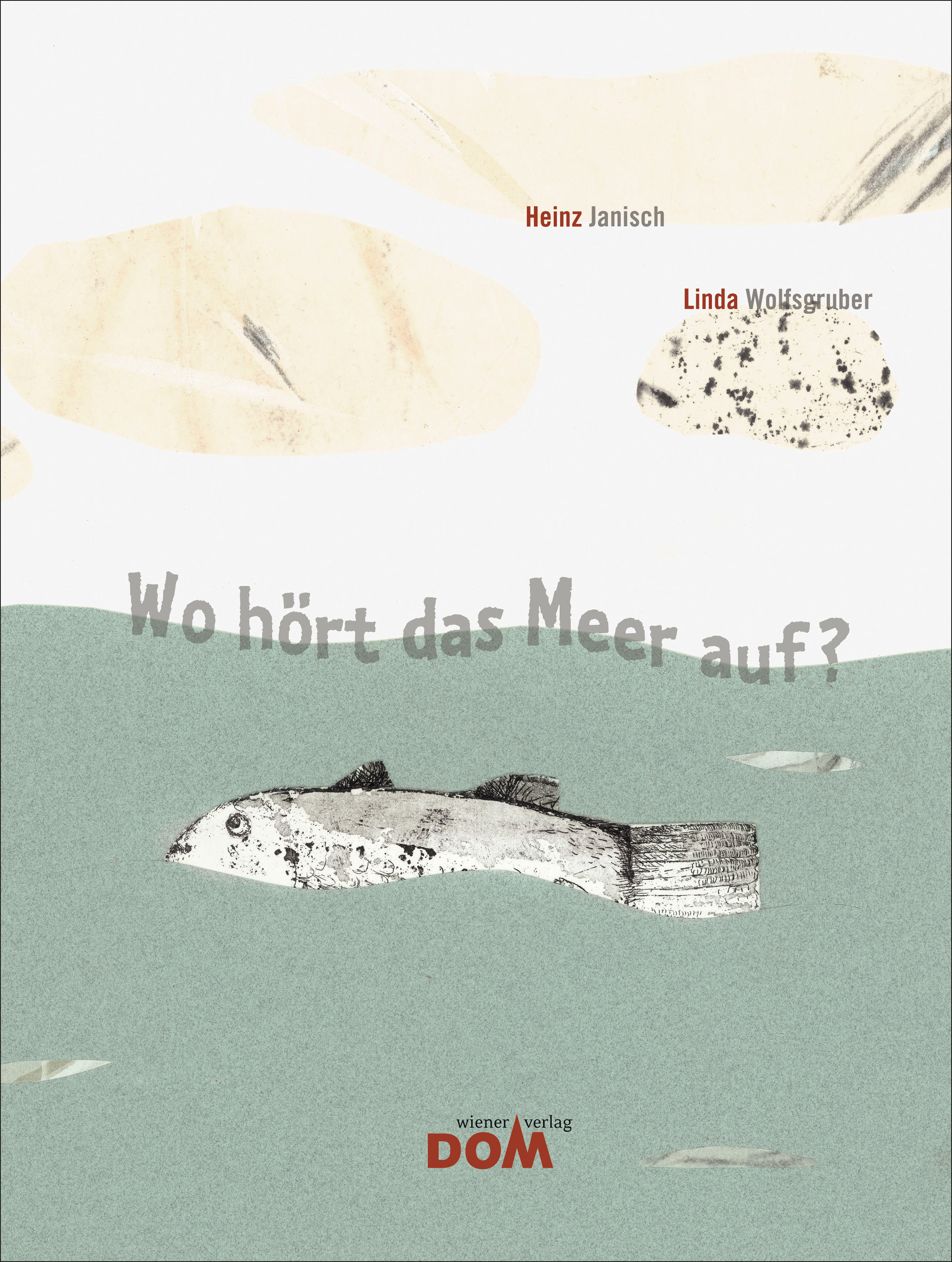 Cover Wo hört das Meer auf?