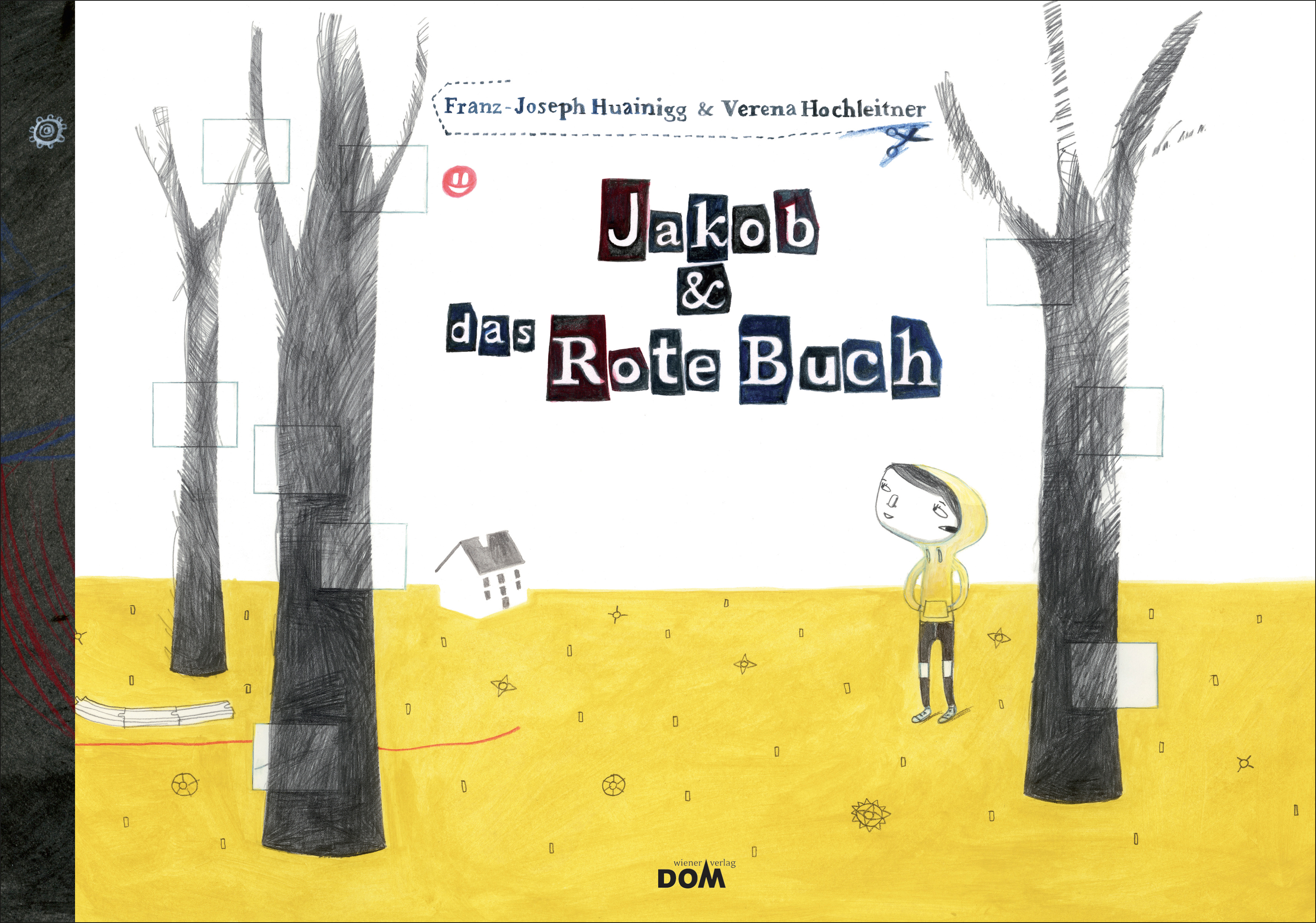 Cover Jakob & das Rote Buch