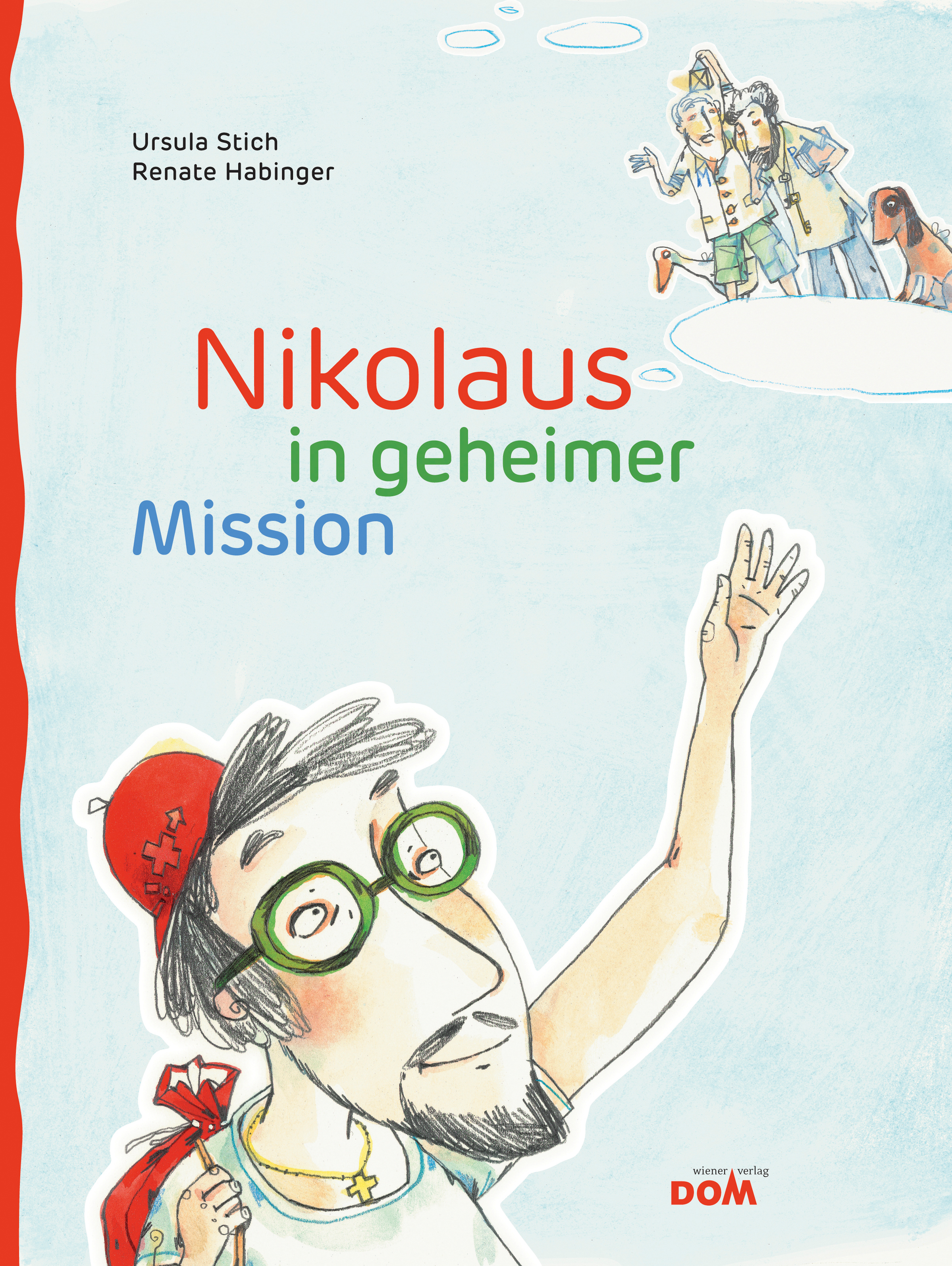 Cover Nikolaus in geheimer Mission