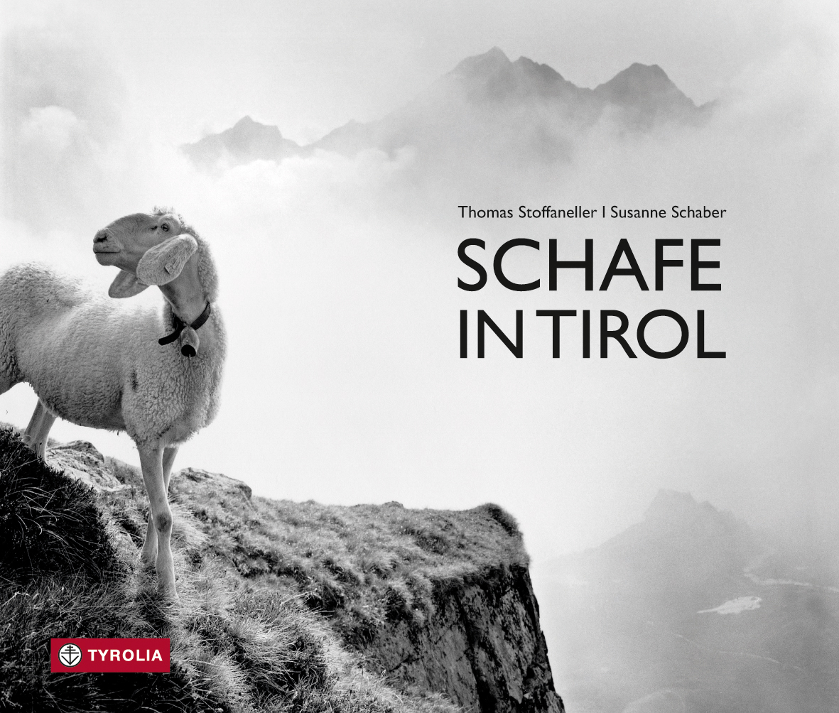 Cover Schafe in Tirol