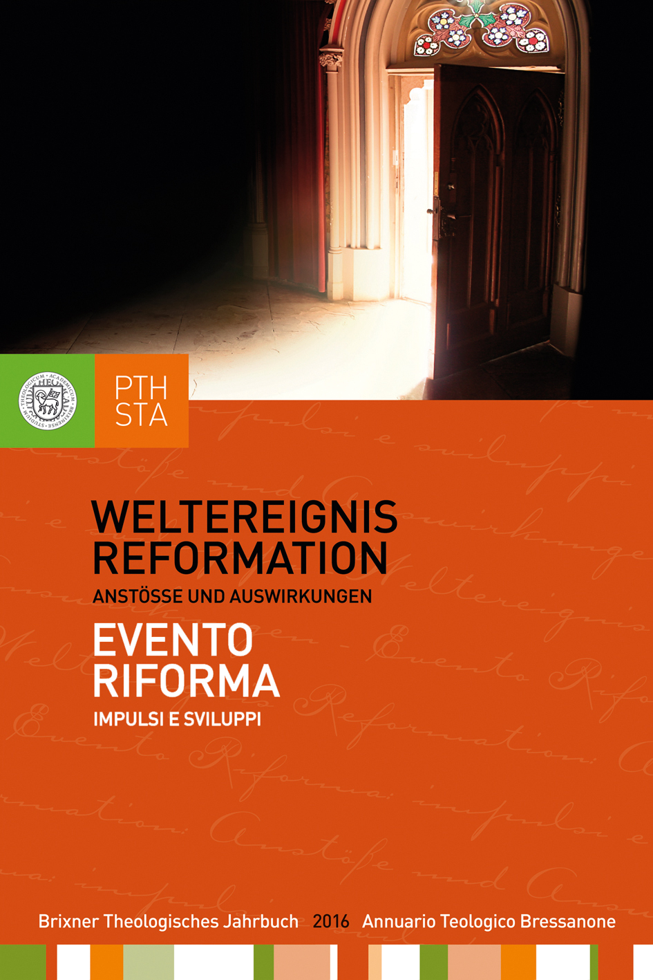 Cover Weltereignis Reformation
