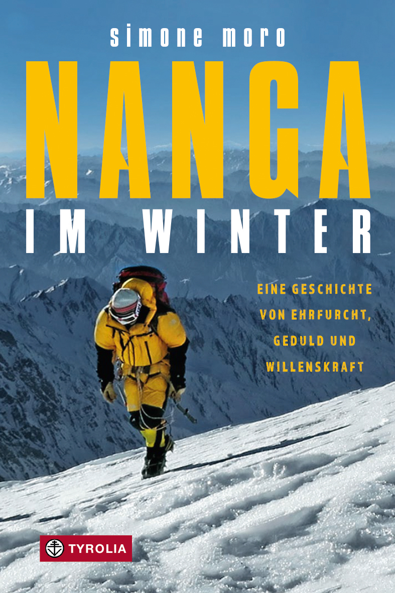 Cover Nanga im Winter