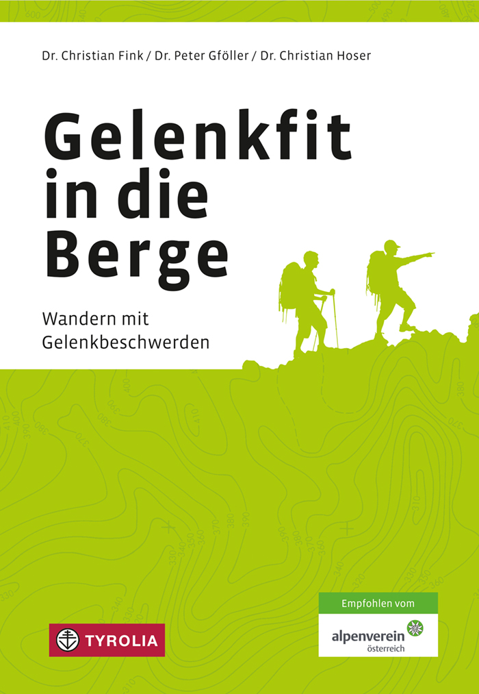Cover Gelenkfit in die Berge
