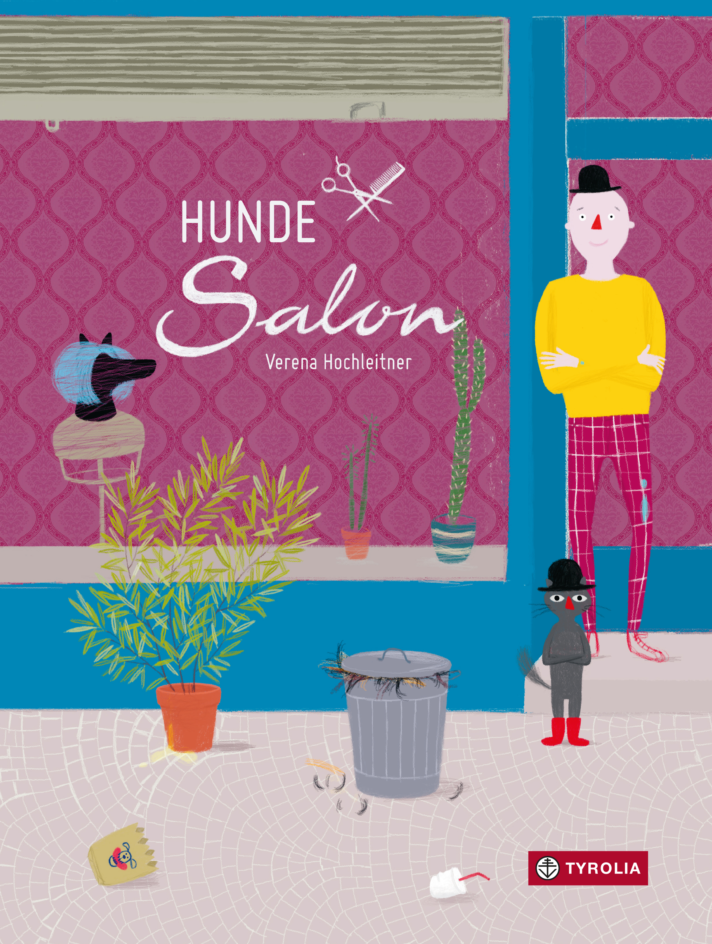 Cover Hundesalon