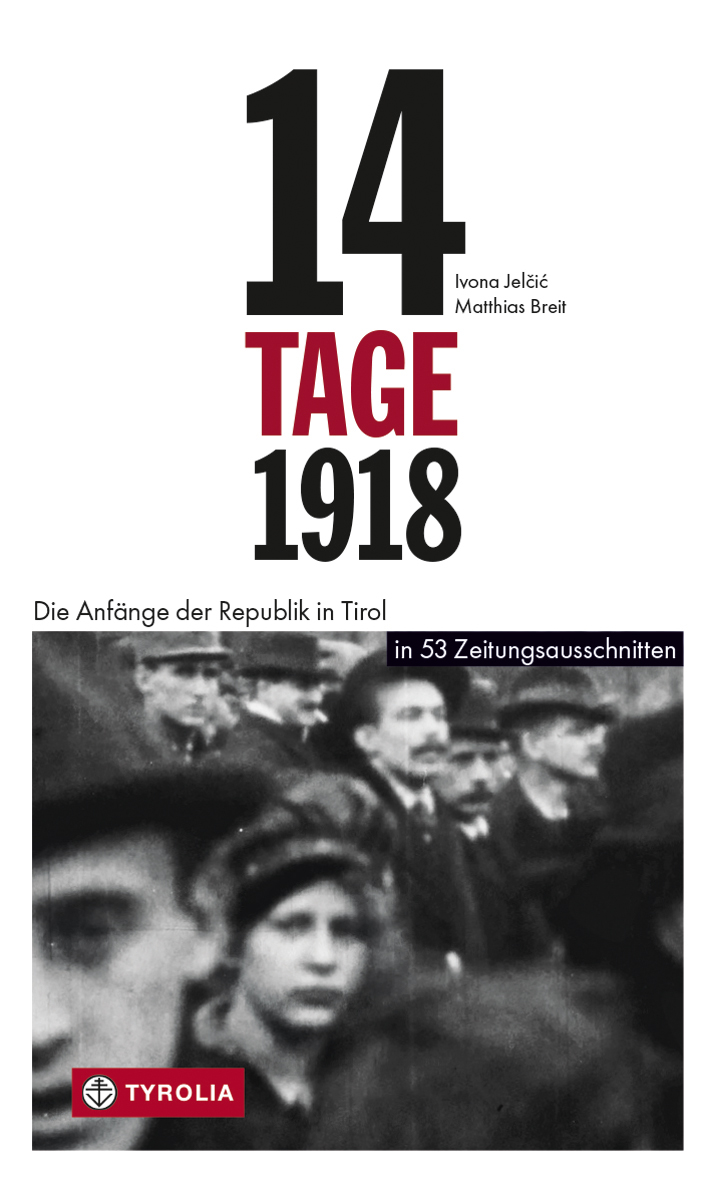 Cover 14 Tage 1918
