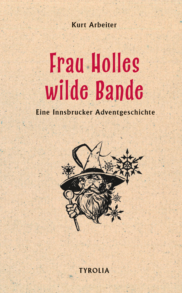 Cover Frau Holles wilde Bande
