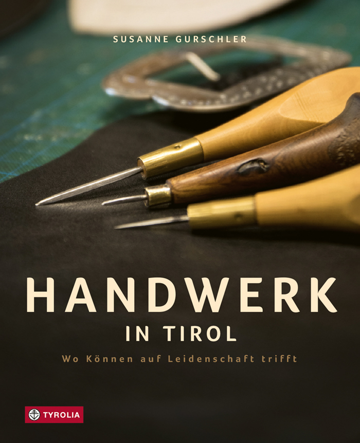 Cover Handwerk in Tirol