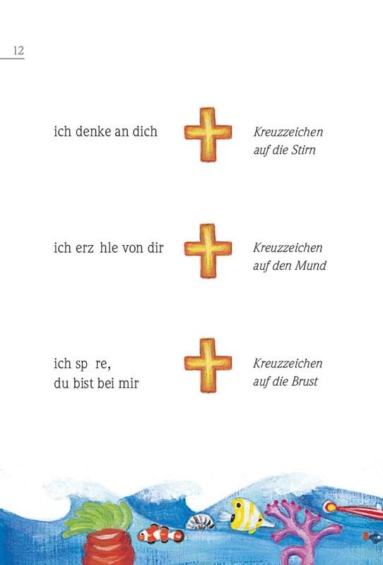 Kreuzzeichen Kindern Erklärt