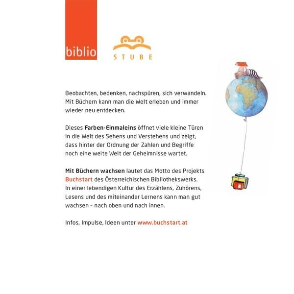 Das kleine Farben-Einmaleins - Reinhard Ehgartner - online bestellen ...
